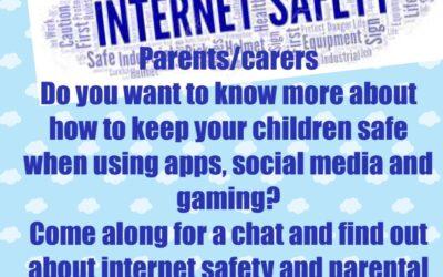 Internet Safety Session for Parents